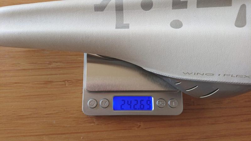 フィジークアリオネの重量