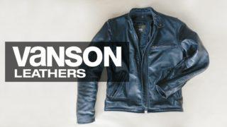 vanson-leathersトップ