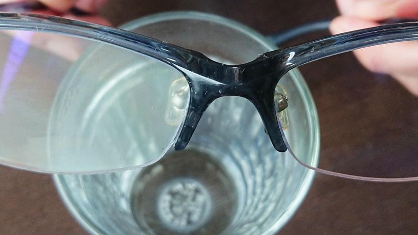 メガネの曇り止め1