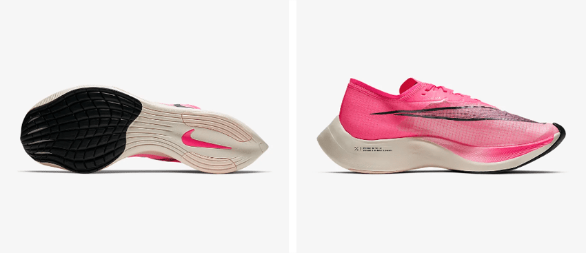 nikeヴェイパーフライ
