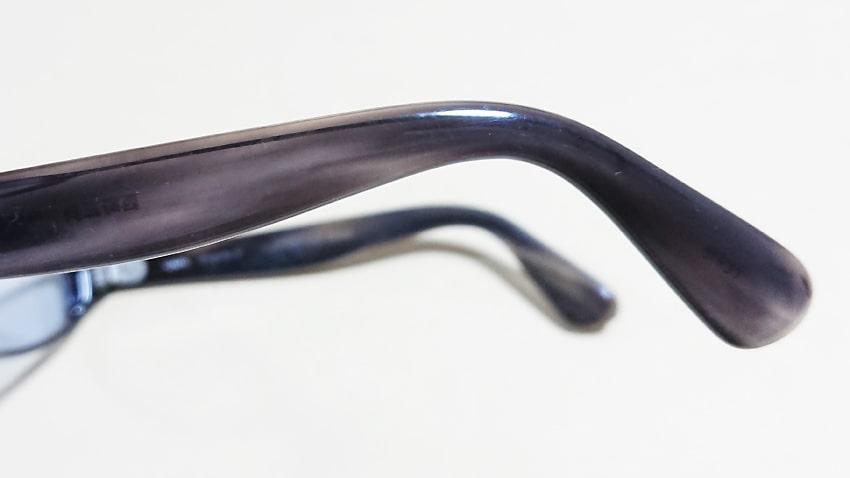 オプティシアンロイドのサングラス セルロイド製セル