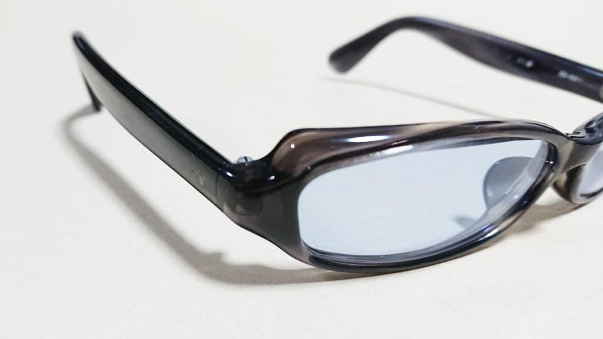 オプティシアンロイドのサングラス セルロイド製1