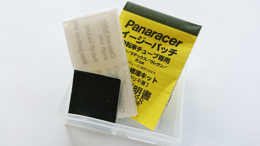 Panaracerイージーパッチ1