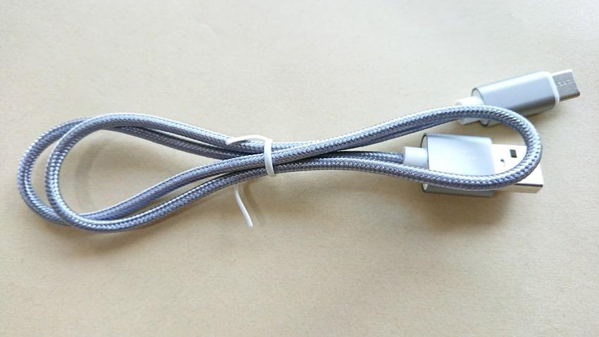 ANKER USBケーブルとの比較10