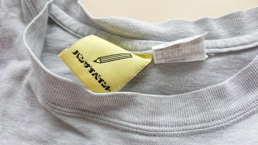 バンザイペイントTシャツ9