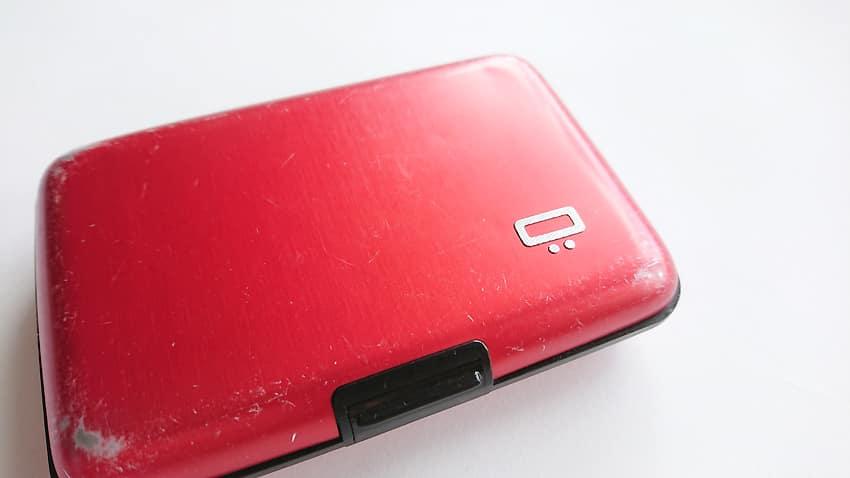 OGON(オゴン)カードケース10