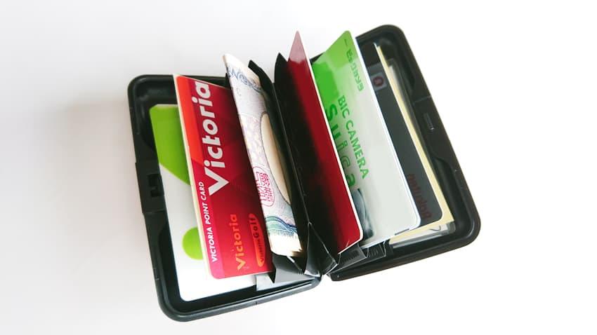 OGON(オゴン)カードケース5