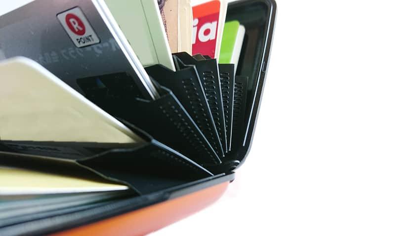 OGON(オゴン)カードケース1