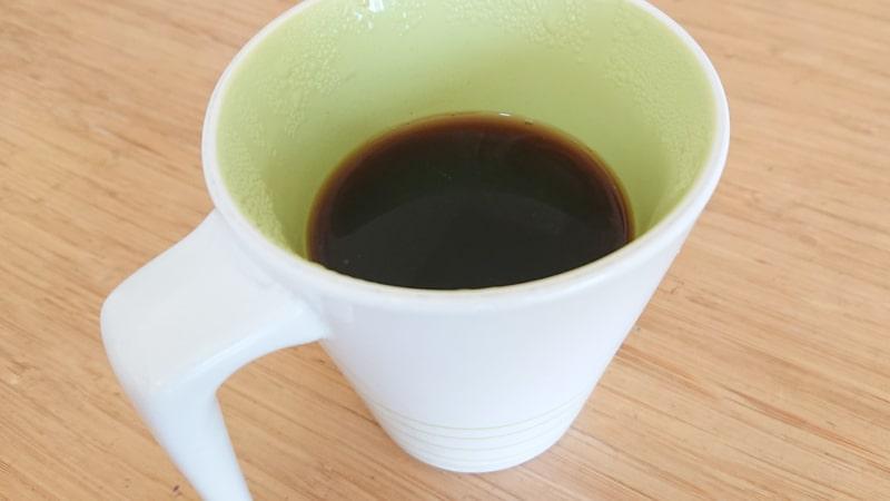 KALDIフレーバーコーヒーチョコバニラのブラック