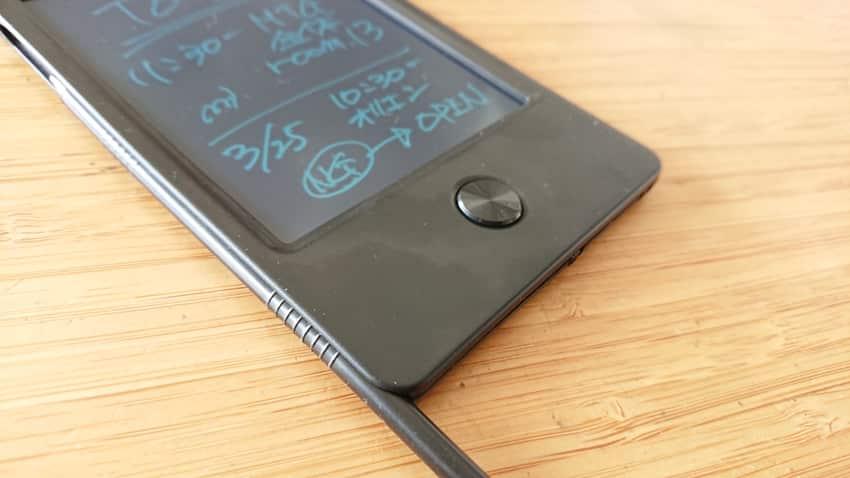LCD電子メモ9
