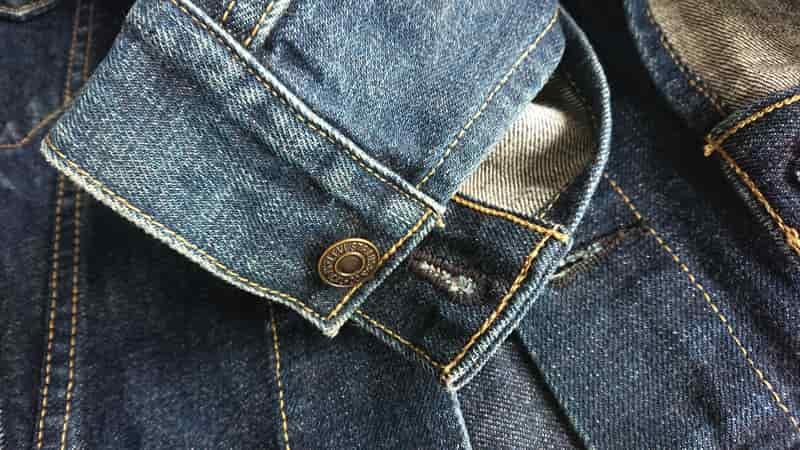リーバイス557の袖