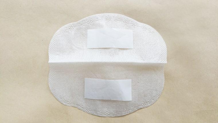 内側の不織布マスク11