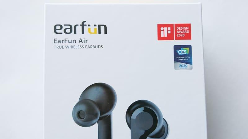 earfun-Airのパッケージ3
