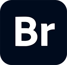 Adobe Bridgeのロゴ