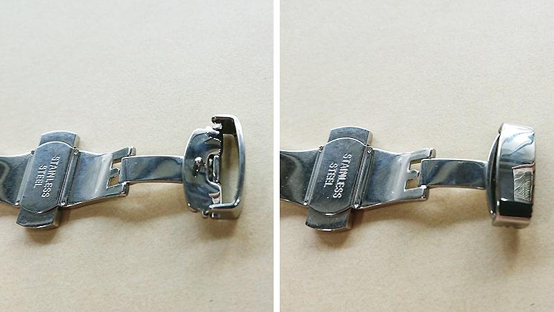 オメガスピードマスター2回目の革ベルト交換24